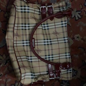 Burberry london bag